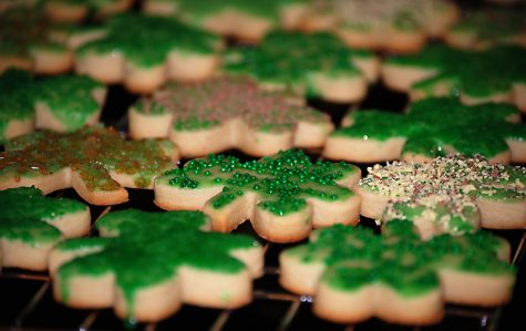 """Shamrock cookies!"" by ronnie44052 is licensed under CC BY-SA 2.0"