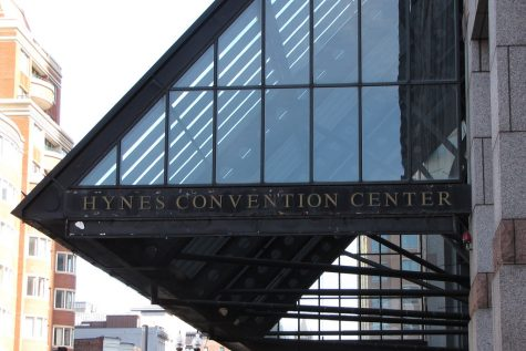 Hynes Convention Center is one of the Commonwealth