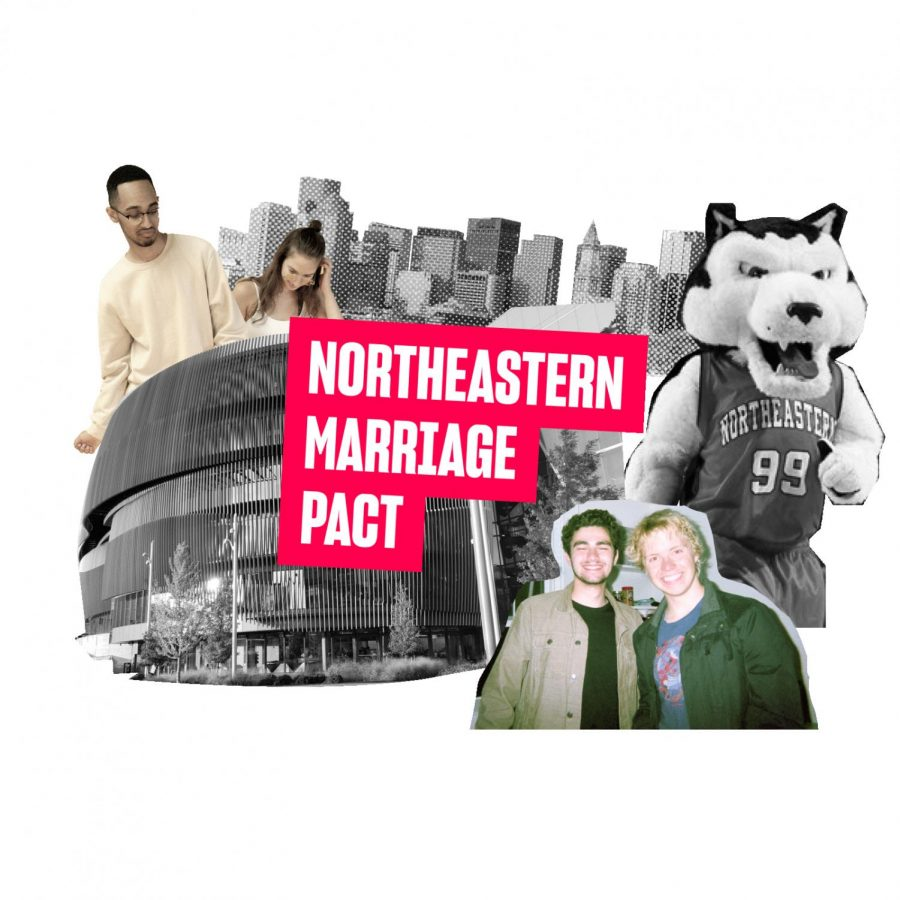 Originally as a capstone project at Stanford in 2017, Marriage Pact has made its way to Northeastern as a way for students to find a romantic partner or even a new friend.