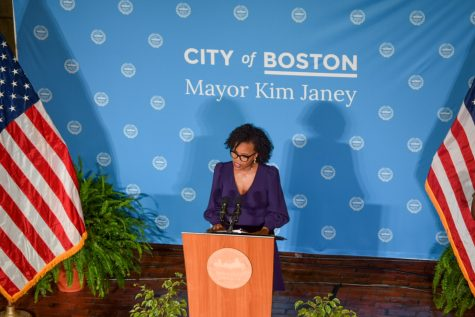 On March 24, Kim Janey became the first woman and first Black mayor of Boston.