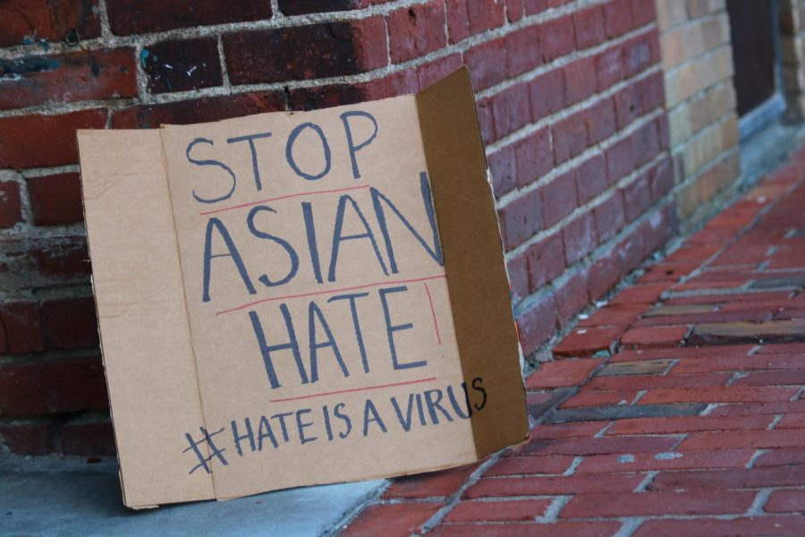 Protests erupt in major cities in response to anti-Asian racism.