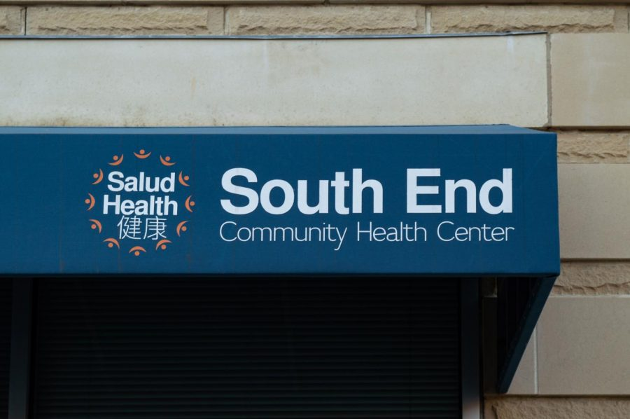 The South End Community Health Center is one of many locations offering COVID-19 vaccines to Massachusetts residents.