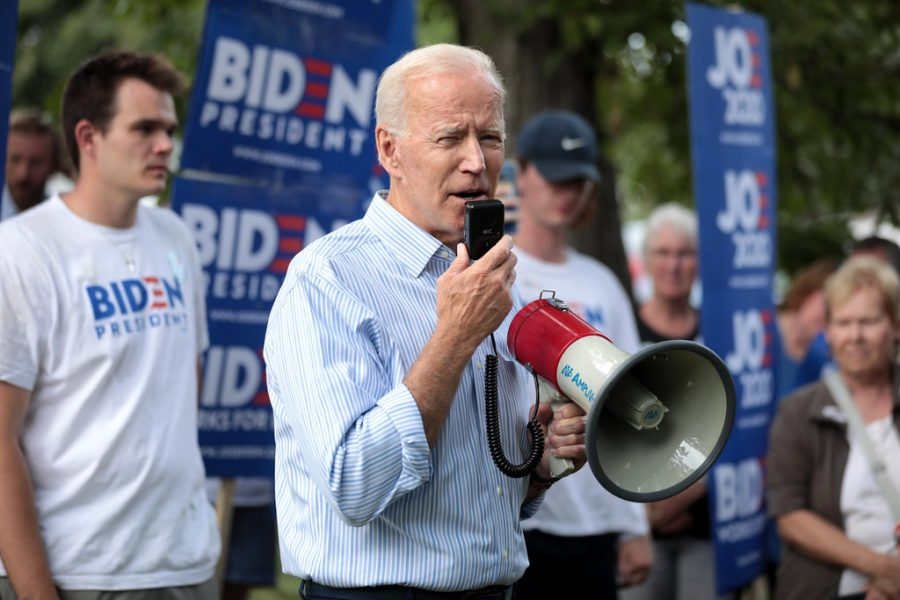 President Joe Biden's first 100 days in office are quickly approaching.