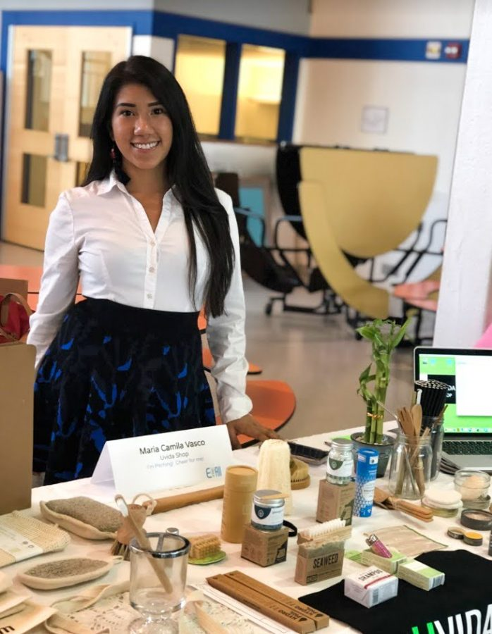 Maria Vasco hopes to inspire more people to adopt zero-waste lifestyles by making sustainable products accessible to the average consumer.