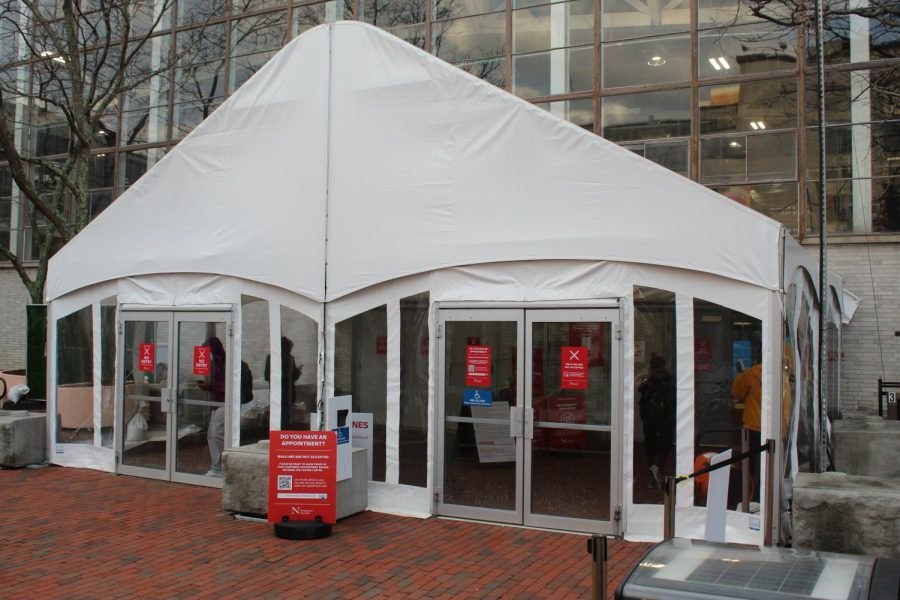 According to an April 29 email from Chancellor and Senior Vice President for Learning Ken Henderson, Northeastern will lift its outdoor mask mandate on its Boston campus effective April 30.