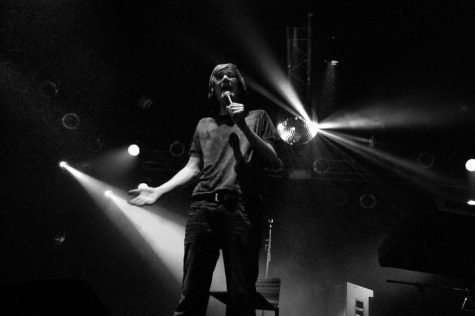 Bo Burnham - The Highline Ballroom nyc by Ellie Tre is licensed under CC BY-NC-ND 2.0