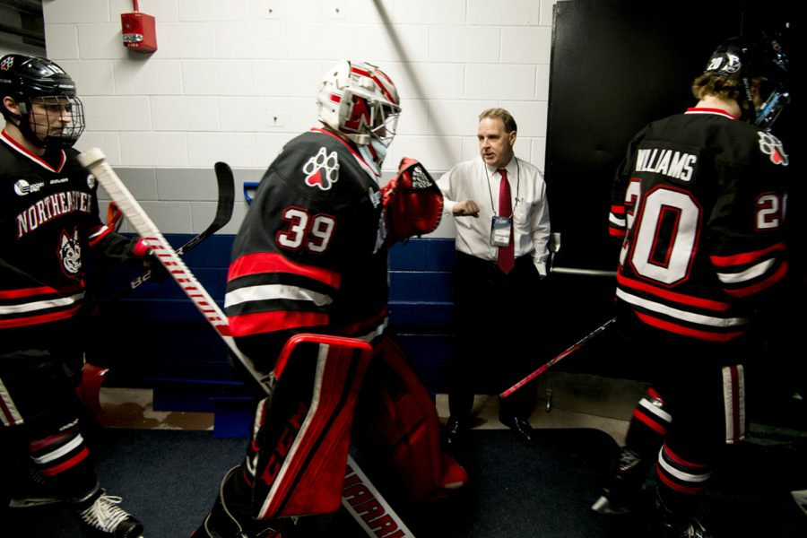 Former Mens Hockey head coach, Jim Madigan will be Northeasterns new athletic director.