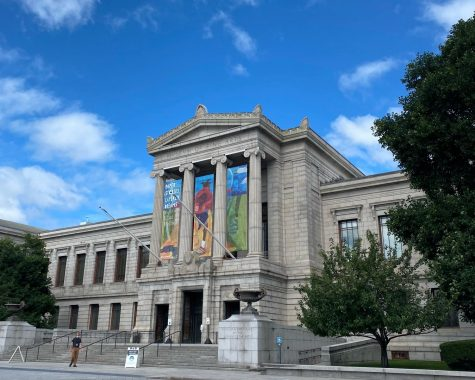 The Museum of Fine Arts offers free admission to all Northeastern students with a Husky ID.