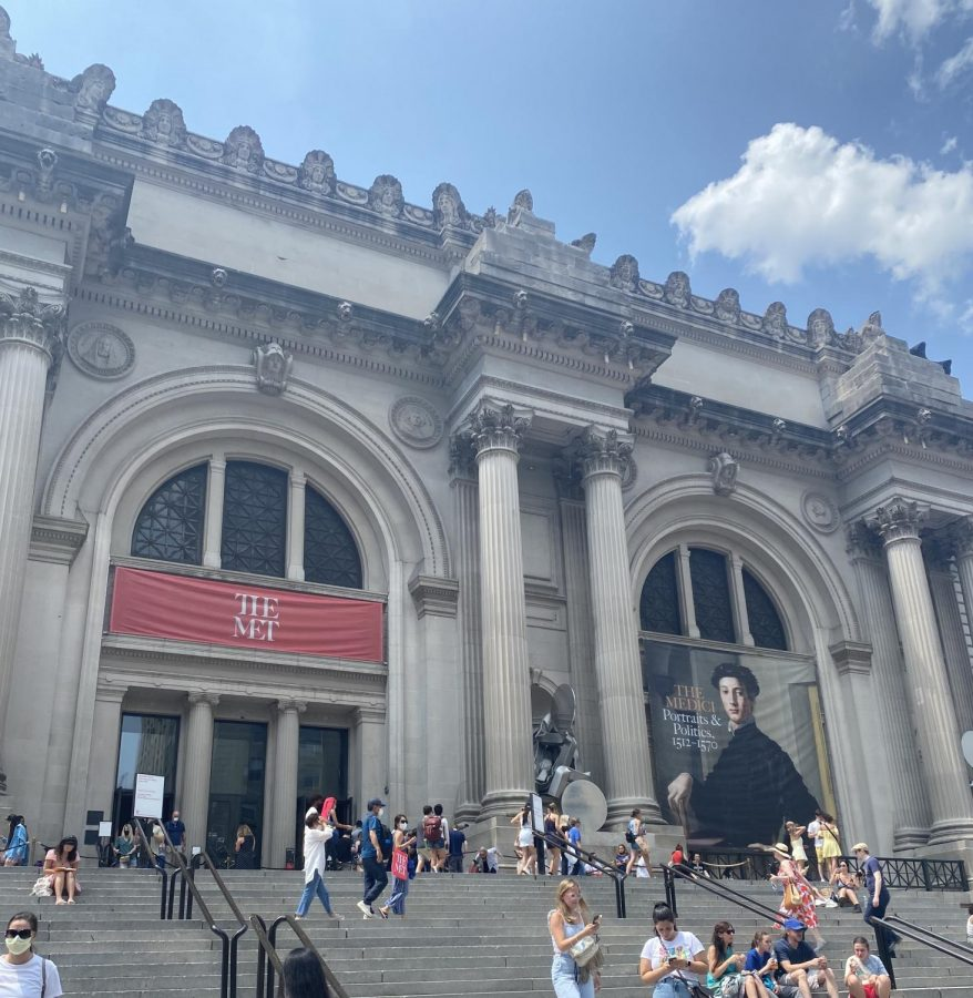 The annual Met Gala is held as a fundraiser Metropolitan Museum of Arts Costume Institute in New York City.