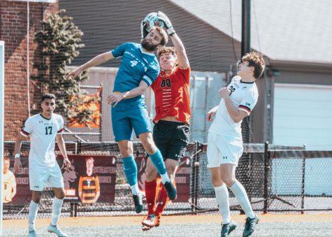 Northeastern Mens Soccer will host its Senior Night on Nov. 6.